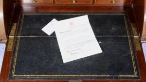 La misteriosa carta de disculpas que Lady Di le envió a su guardaespaldas antes de morir