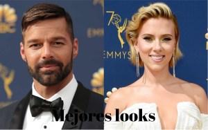 ¡Deslumbrantes! Ellos fueron los mejor vestidos de los #Emmy2018
