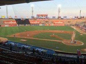 MLB inspecciona estadio Luis Aparicio de Maracaibo afectado por crisis eléctrica
