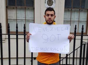 David Vivas: La libertad de Venezuela no depende de una simulación electoral