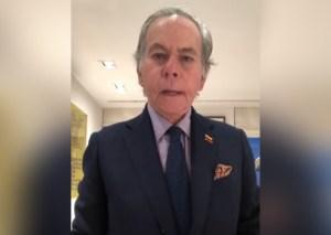 Diego Arria comenta sobre anuncio de Duque de denunciar a Maduro ante la CPI (video)