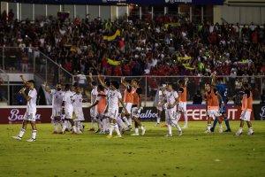 ¡BRAVO! El enorme gesto del público venezolano después del partido entre la Vinotinto y Panamá (VIDEO)