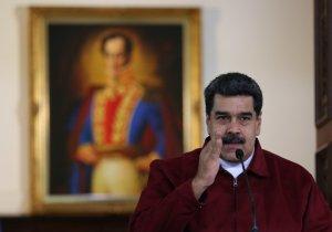 Maduro muestra nuevas pruebas responsabilizando a diplomáticos de Chile, México y Colombia en hechos de la avenida Bolívar (Video)