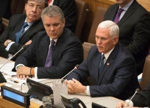 EEUU anuncia 48 millones de dólares para refugiados y migrantes venezolanos