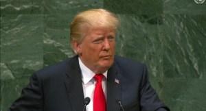 Trump: EE.UU no prestará apoyo ni reconocimiento a la Corte Penal Internacional