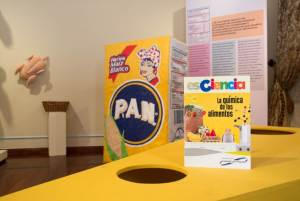 La Casa de Estudio de Historia de Venezuela inaugura la exposición Conociendo la química de los alimentos