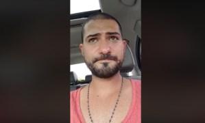 El conmovedor testimonio del ecuatoriano que fue auxiliado por caminantes venezolanos
