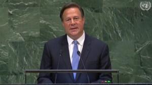 El presidente de Panamá condena atentado contra Escuela de Policías en Bogotá