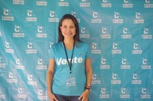 María Corina Machado felicita a los estudiantes de la Universidad de Carabobo por vencer la brutal represión