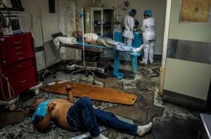 Los escombros de Maduro: Semanal español expone la crisis sanitaria en Venezuela (Fotos)