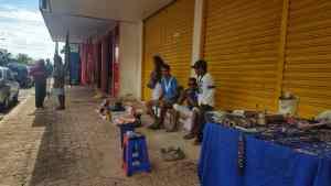 Pacaraima un precario refugio para los venezolanos