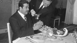 Hitler, Castro y Husein también se echaban tremendas papas mientras su pueblo moría de hambre (FOTOS)
