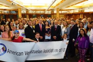 Presidente del TSJ en el exilio se reunió con el congresista estadounidense Jhon Curtís para tratar crisis venezolana