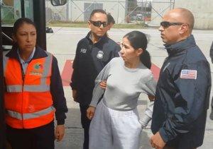 """EEUU deporta a Colombia a alias """"Sonia"""", primera guerrillera de las Farc extraditada"""