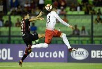 Caracas FC no se hace respetar en su casa ante el Atlético Paranaense por la Copa Sudamericana