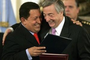 Claudio Uberti contó cómo fue la trama para que Néstor Kirchner y Hugo Chávez se quedaran con 50 millones de dólares