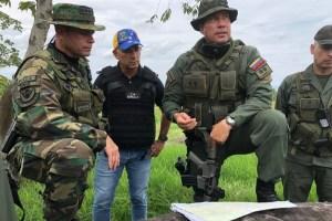 Gobierno bolivariano desplegó tropas en la frontera con Colombia (Fotos y videos)