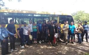 Detienen a 21 cubanos en Honduras que se dirigían a EEUU