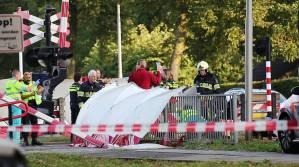 Cuatro niños mueren arrollados por un tren en Holanda