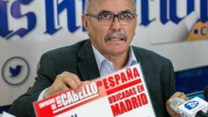 Ismael García retó a Diosdado Cabello a ponerse a derecho en la Fiscalía del Sur de La Florida