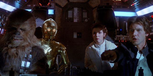 """d55a092a55390 La chaqueta de Han Solo en """"Star Wars  El imperio contraataca"""" o el famoso  sombrero de Indiana Jones son algunos de los accesorios de grandes clásicos  del ..."""