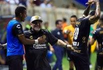 Maradona recompensará al goleador de Dorados con un espectacular obsequio