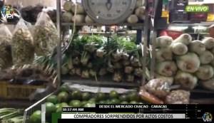 Comerciantes del mercado de Chacao aseguran que pronto deberán cerrar los negocios (video)