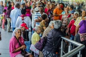 Pensionados en Bolívar: Es una burla lo que tiene el Gobierno con nosotros