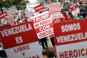 EEUU no tiene planes de intervención militar en Venezuela, dice funcionario