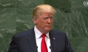 Donald Trump ante la ONU: Más de dos millones de venezolanos han huido, el socialismo ha llevado a Venezuela a la bancarrota #25Sep