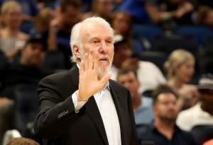 Popovich deja su futuro con los Spurs en el aire: Puede pasar cualquier cosa