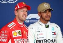 Hamilton consigue la pole del Gran Premio de EEUU y se acerca al título con Vettel quinto