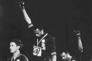 """El """"Black Power"""", la imagen que conmocionó al mundo hace 50 años"""