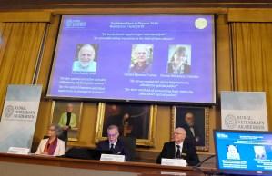 Científicos Ashkin, Mourou y Strickland ganan Nobel de Física por avances en el láser