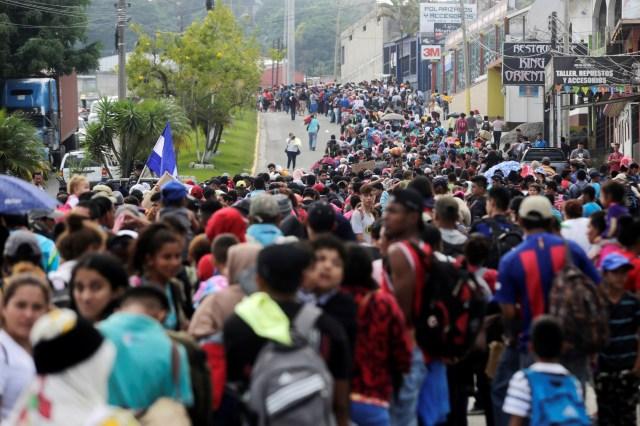 Reportaron en Guatemala la primera muerte de hondureño que buscaba llegar a EEUU