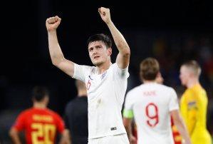 Inglaterra revive en la Liga de Naciones tras ganar en España