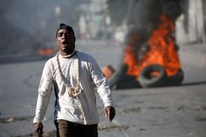 Miles de haitianos exigen en calles aclarar supuesta corrupción Petrocaribe (fotos)