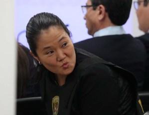 Keiko Fujimori espera que sus asesores detenidos también sean liberados
