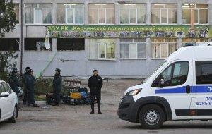 Al menos 9 menores entre las víctimas de la masacre de Crimea