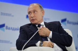 """Putin asegura que EEUU tiene """"cierta responsabilidad"""" por desaparición del periodista saudí"""