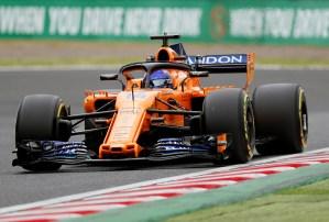 Coca-Cola patrocinará por primera vez a la escudería McLaren de Fórmula Uno