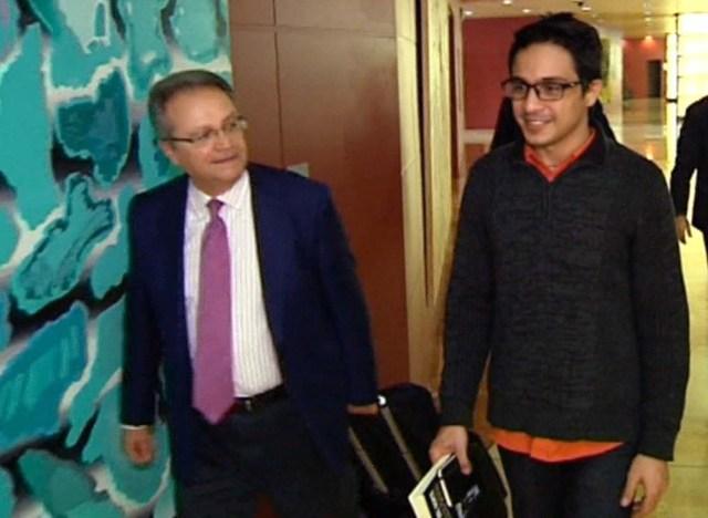 Lorent Saleh continuará en la lucha por los DDHH de los venezolanos (Comunicado)