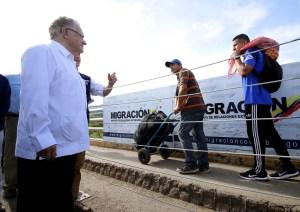 La ONU redobla su despliegue en Colombia para atender el éxodo venezolano