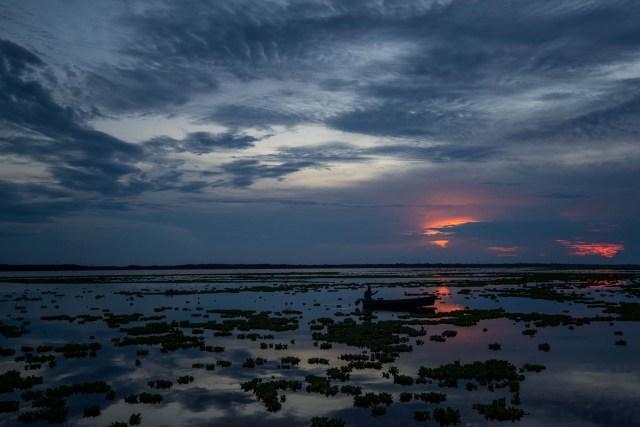 Ologá, donde nace el relámpago del Catatumbo (fotos)