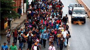 Los migrantes de Venezuela, Honduras y Nicaragua agitan toda América