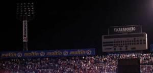 Juego entre Bravos y Magallanes quedó pospuesto por fallas eléctricas #15Oct
