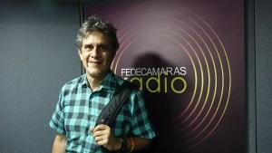 Andrés Rojas: Un periodista que no puede quedarse con una sola especialidad