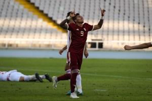 La Vinotinto derrotó cómodamente a Emiratos Árabes Unidos