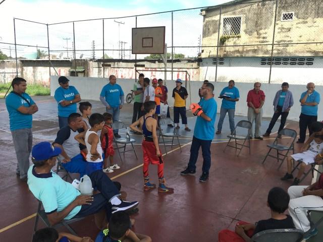 Vente Venezuela organiza deportistas en Guárico para alzar la voz por la libertad