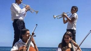 Aniversario Cacaoní Lodge a beneficio del Sistema Nacional de Orquestas Núcleo Choroní